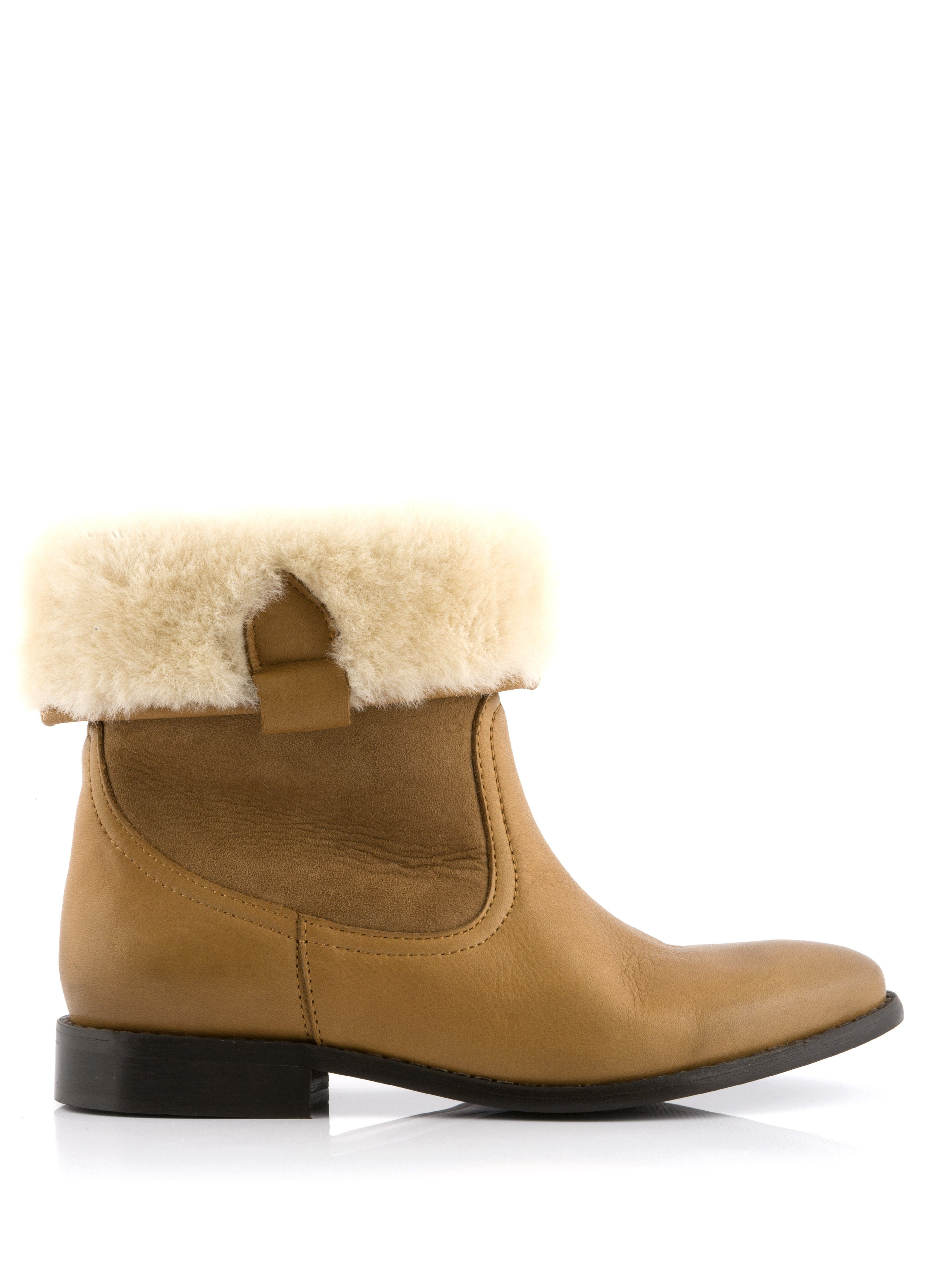 fc2cb426bf5 Boots RIVOLI Camel - Bottines - CHAUSSURES FEMME - FEMME