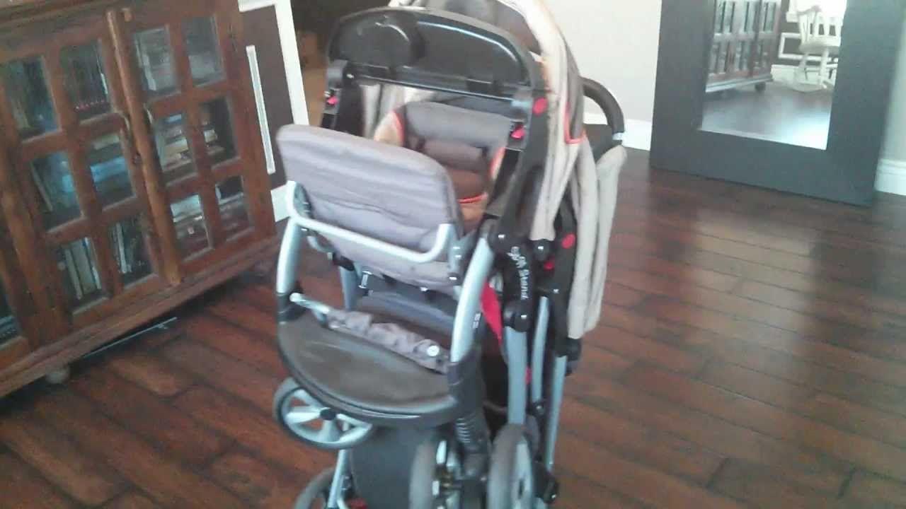 10+ Baby trend jogging stroller folded dimensions information