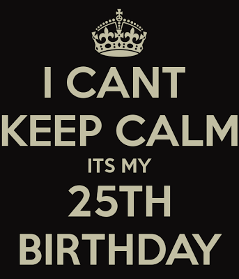 Sweet Silver Lining: 25th Birthday Blog Bash Day 2: My 24th Year [Starbucks Giveaway]