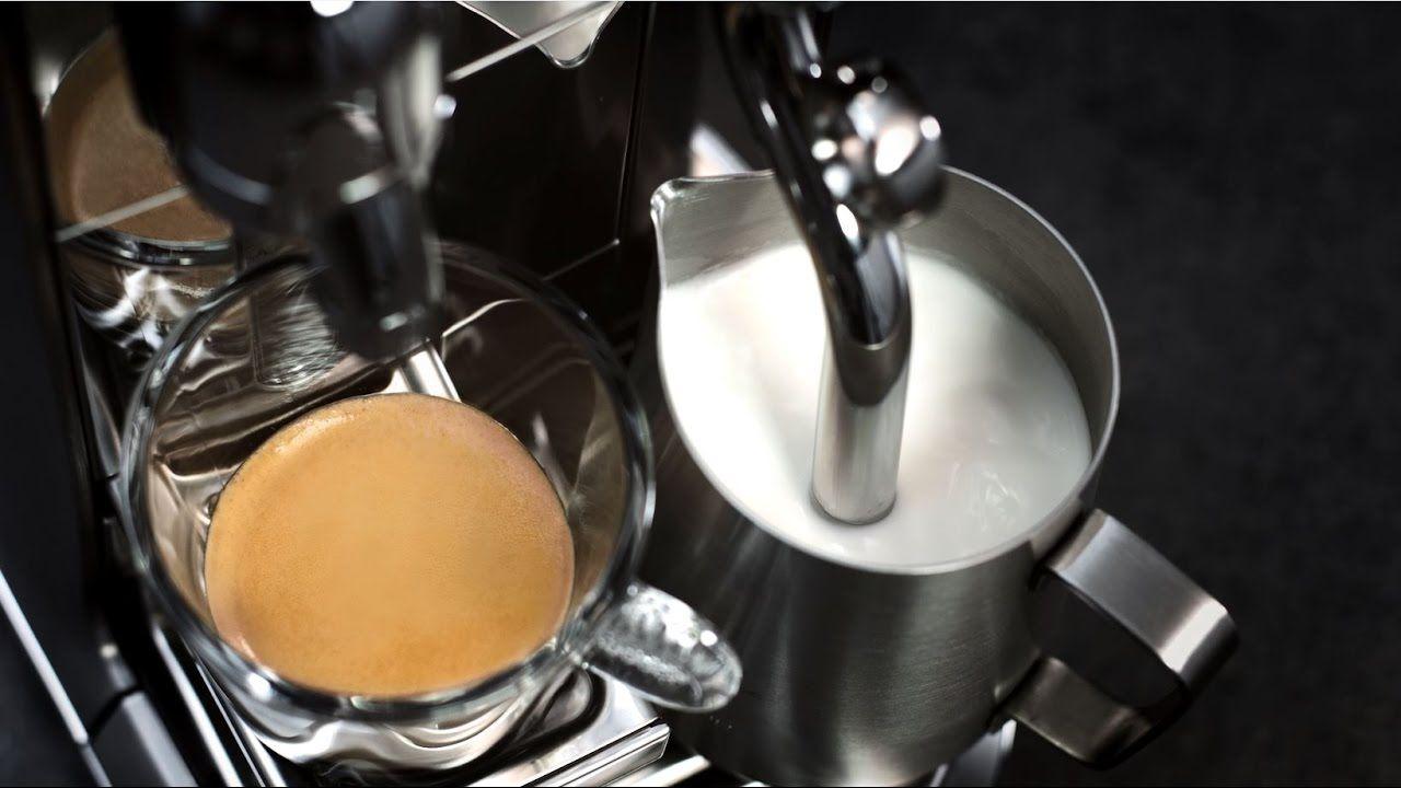 Frothing Milk with your Nespresso Creatista Nespresso
