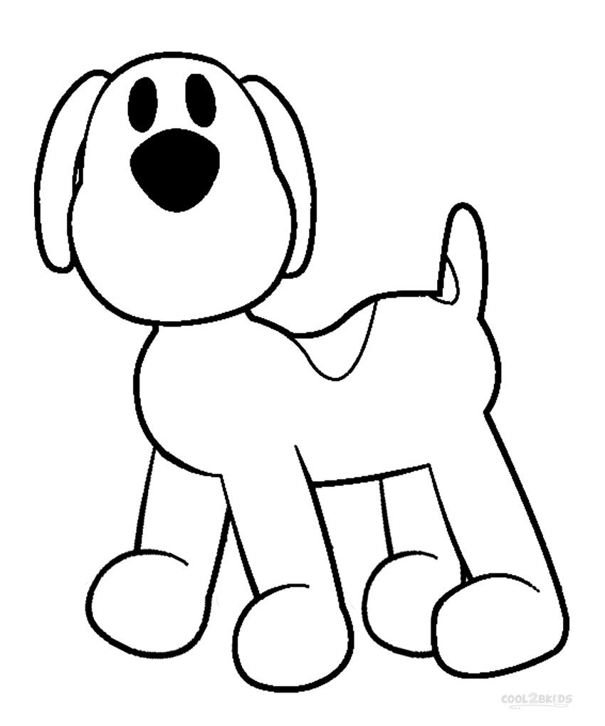 Pocoyo Coloring Pages Coloring Pages Pocoyo Coloring Pages For
