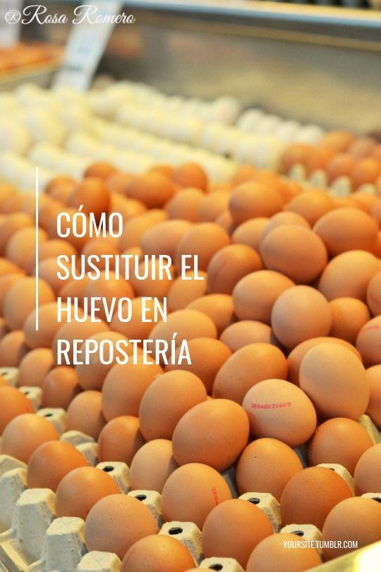 Como Sustituir El Huevo En Reposteria Postres Sin Huevo Postres