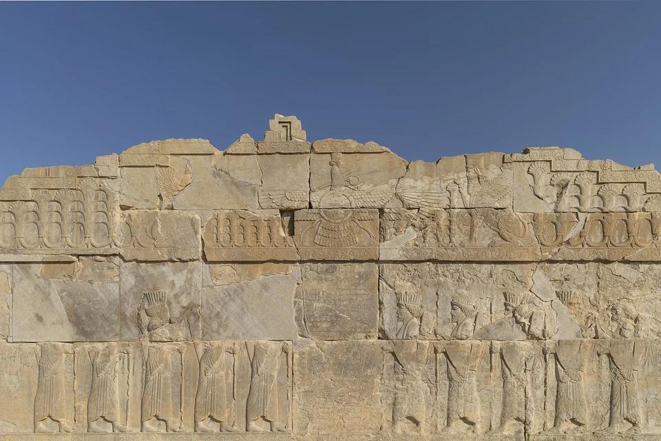 Free Image On Pixabay Iran Monument Persepolis Persia Monument Image Public Domain Images