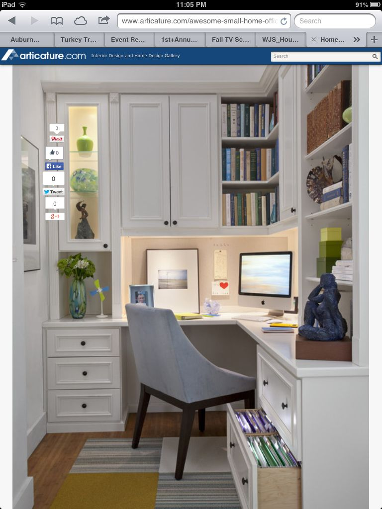 small office idea. Smaller Office Idea If In An Alcove Or Close Off The Loft Area? Small N