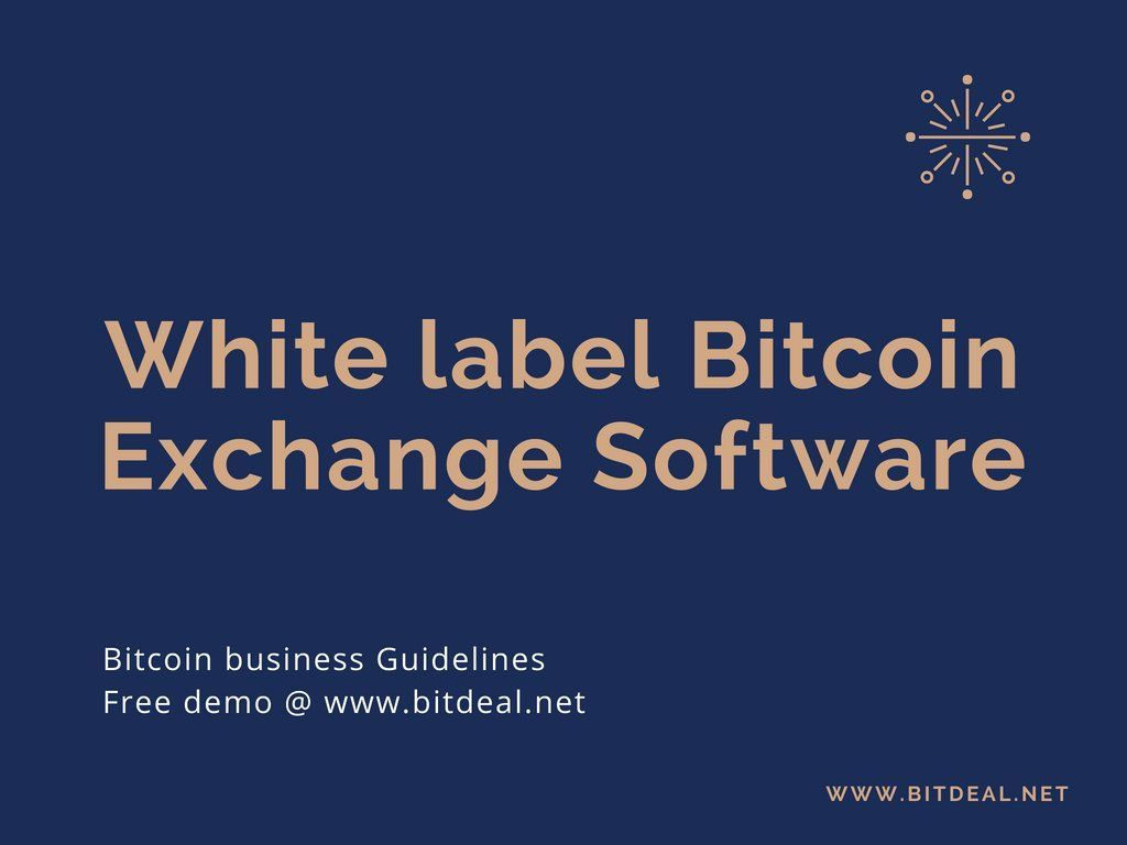 white label cryptocurrency exchange