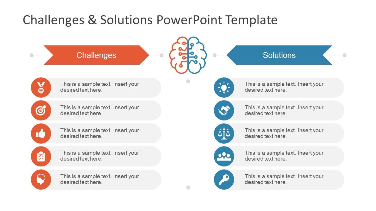 Comparison Table Ppt Challenges Powerpoint Templates Powerpoint Layout Powerpoint Design Sample ppt for project presentation