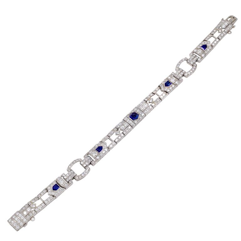 rose bracelet deco audry art front dia diamond