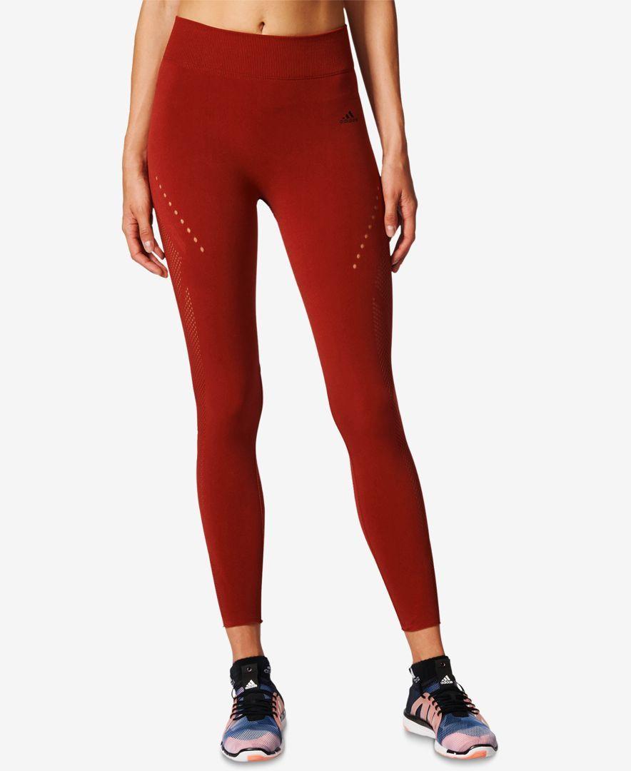 3ec3a94194a adidas ClimaLite Mesh Leggings | Products | Mesh leggings, Adidas et ...