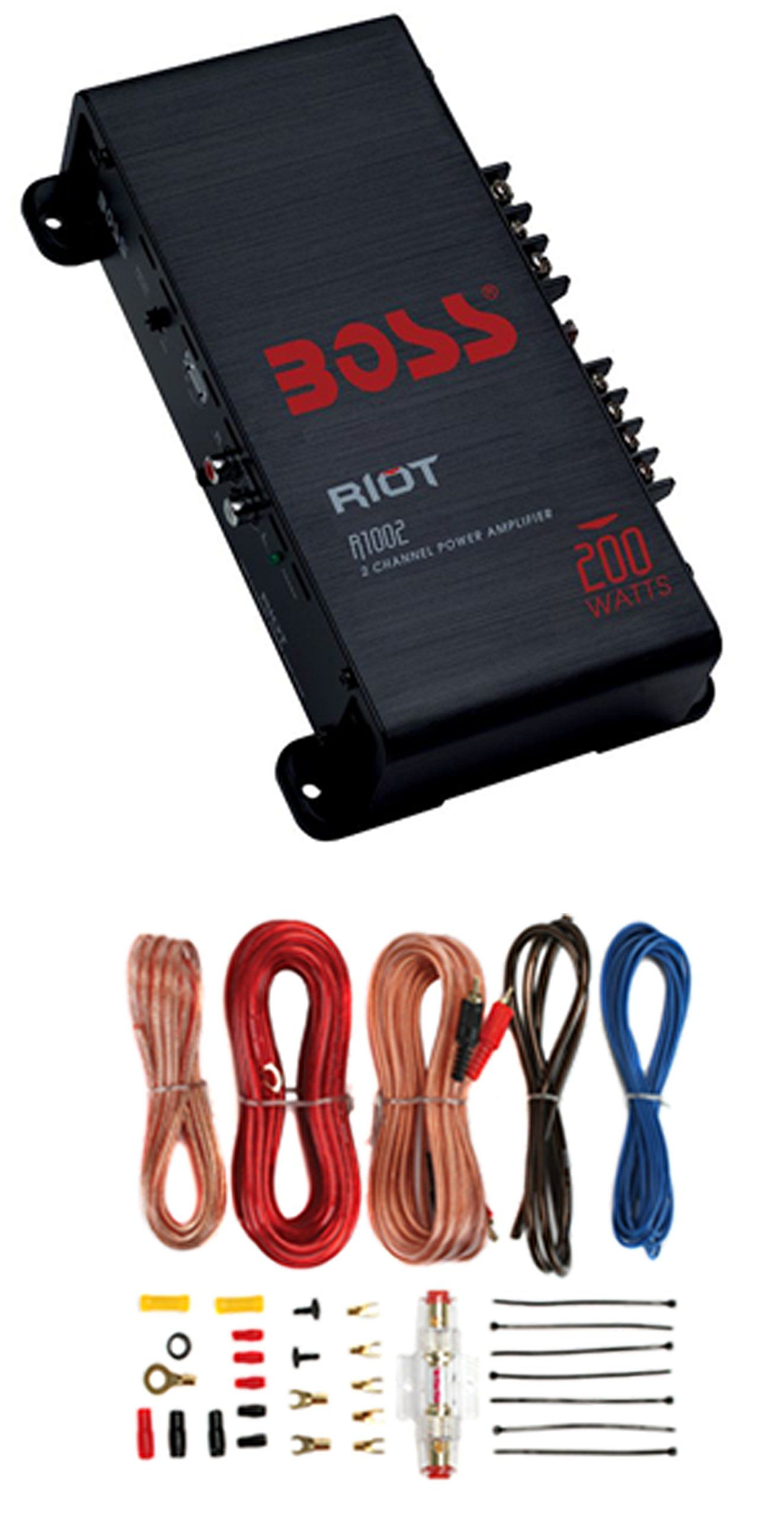 Pin By Car Electronics On Amplifier Pinterest Audio How To Install In Part Number New Boss Riot 400 Watt 4 Channel 1 X Theboss Features A Max Power Handling Of
