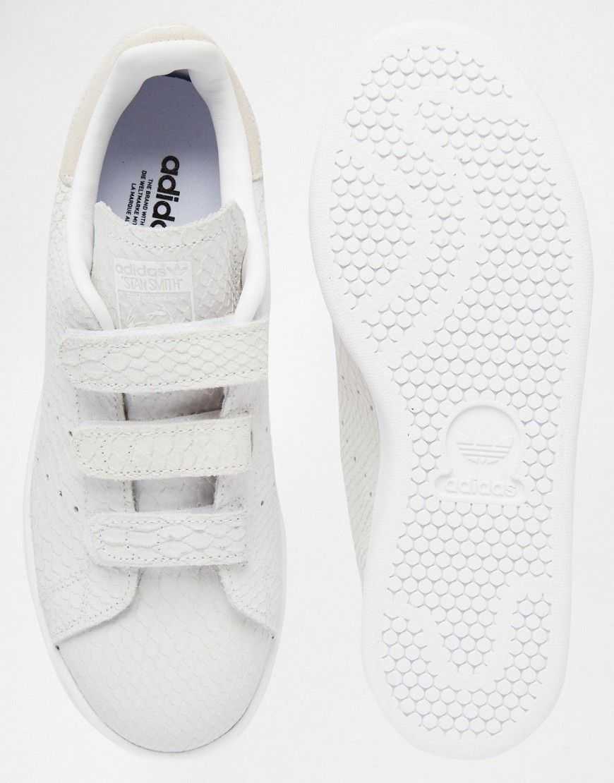 Adidas Suede Orginals Stan Velcro In 3 Of Sneakers Smith Snake Image AqzEc