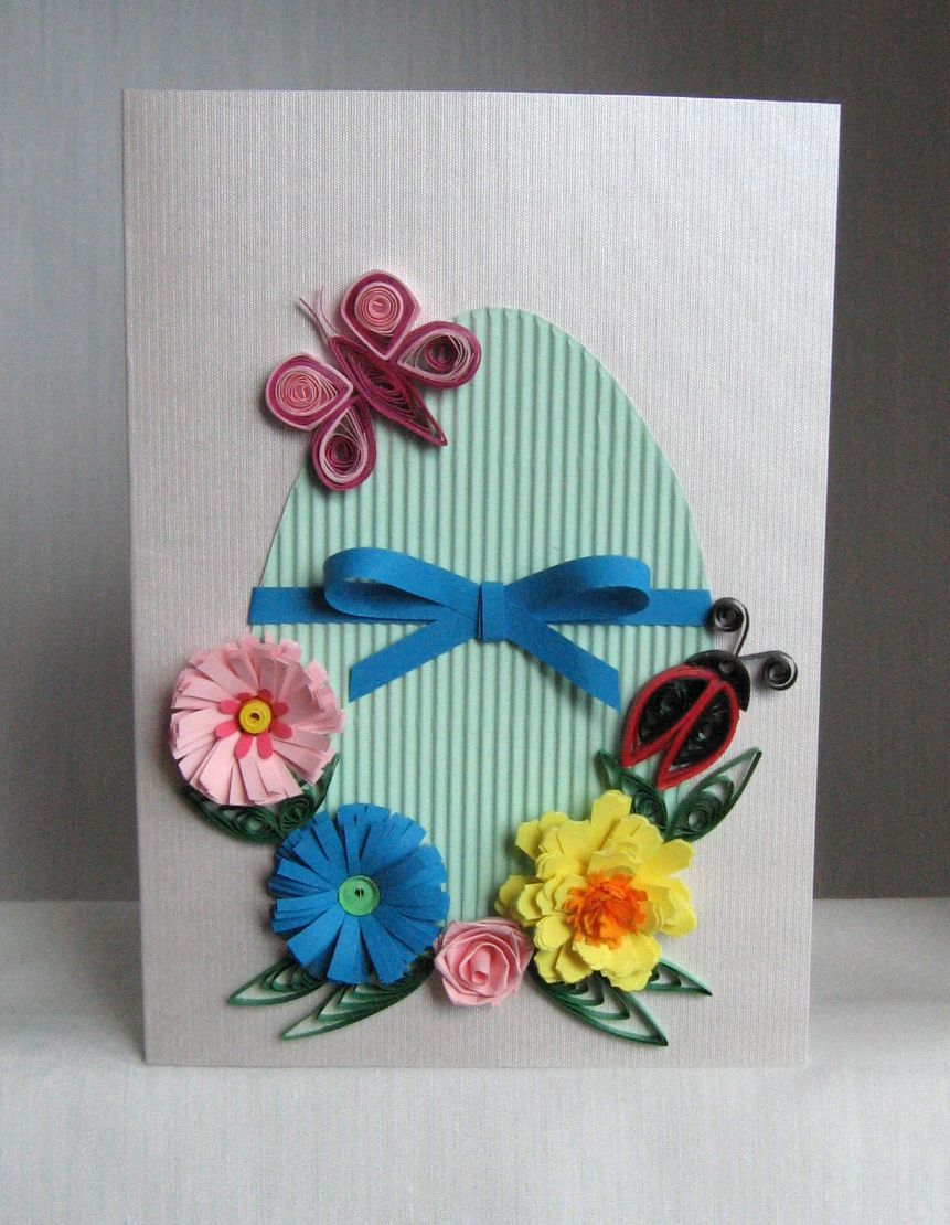 Quilling easter cards 4 pelicitari de paste and here are the quilling easter cards 4 pelicitari de paste and here are the expected model kristyandbryce Choice Image