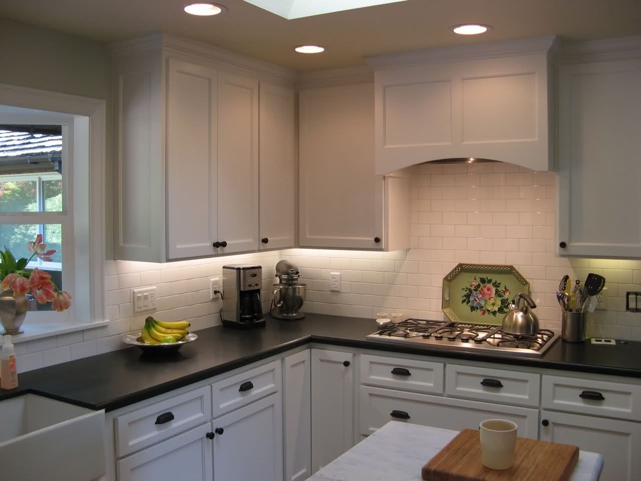 Kitchen Wall Tiles Design Ideas Part - 29: Before Choosing The Type Of Kitchen Tile Design Ideas For Your Kitchen, You  Can See