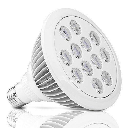 Led Grow Lights Sunsbell Plant Grow Lights 12W E27 Socket 640 x 480