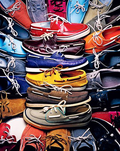 Sperry heaven