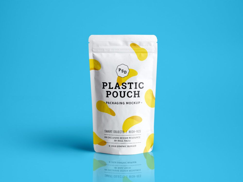 Download Plastic Pouch Packaging Free Psd Mockup Free Mockup Pouch Packaging Plastic Pouch Packaging Mockup