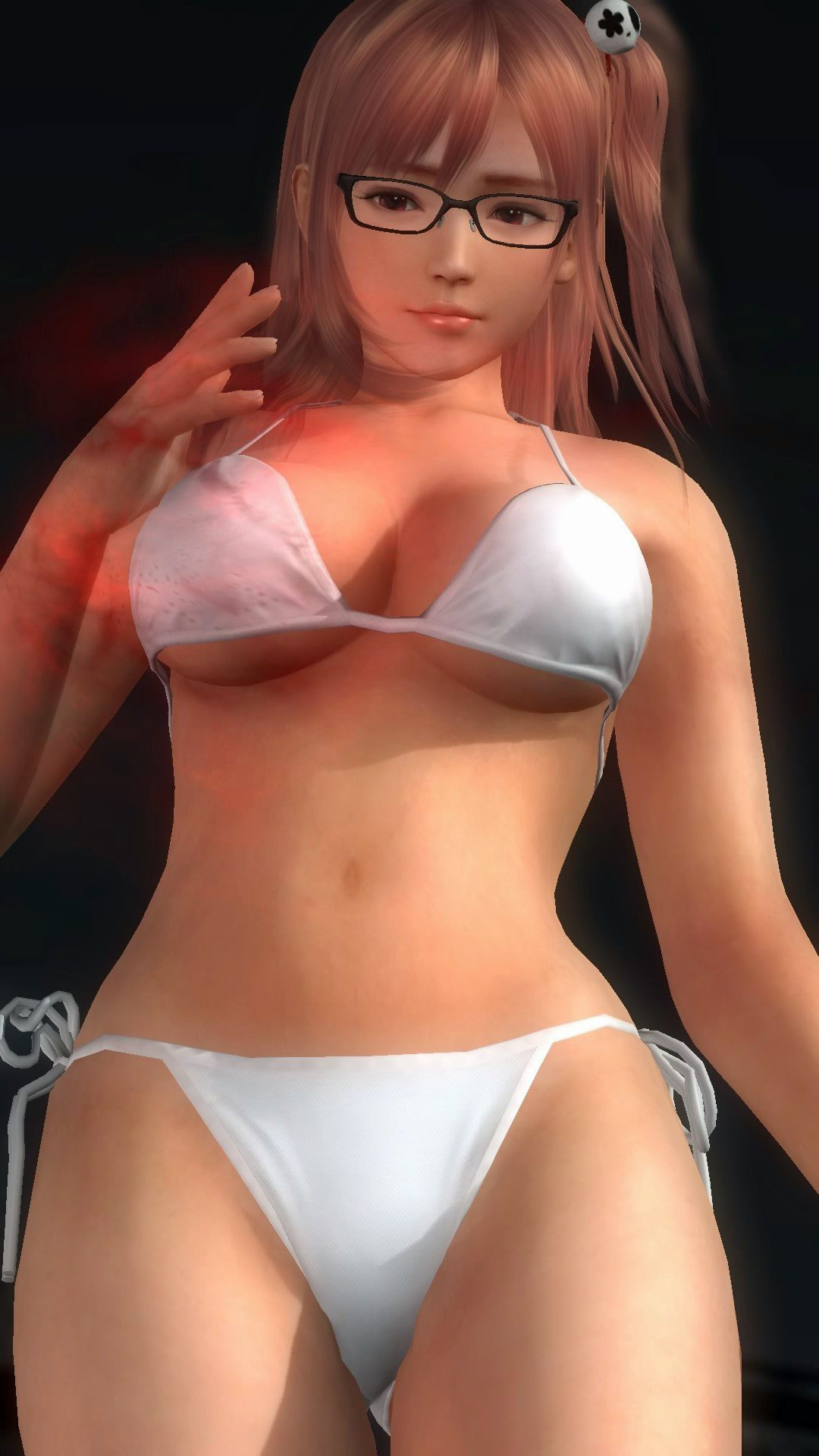 yasushi rikitake Dead or Alive 5 Last Round Honoka SS3 by takebon999.deviantart.com on @
