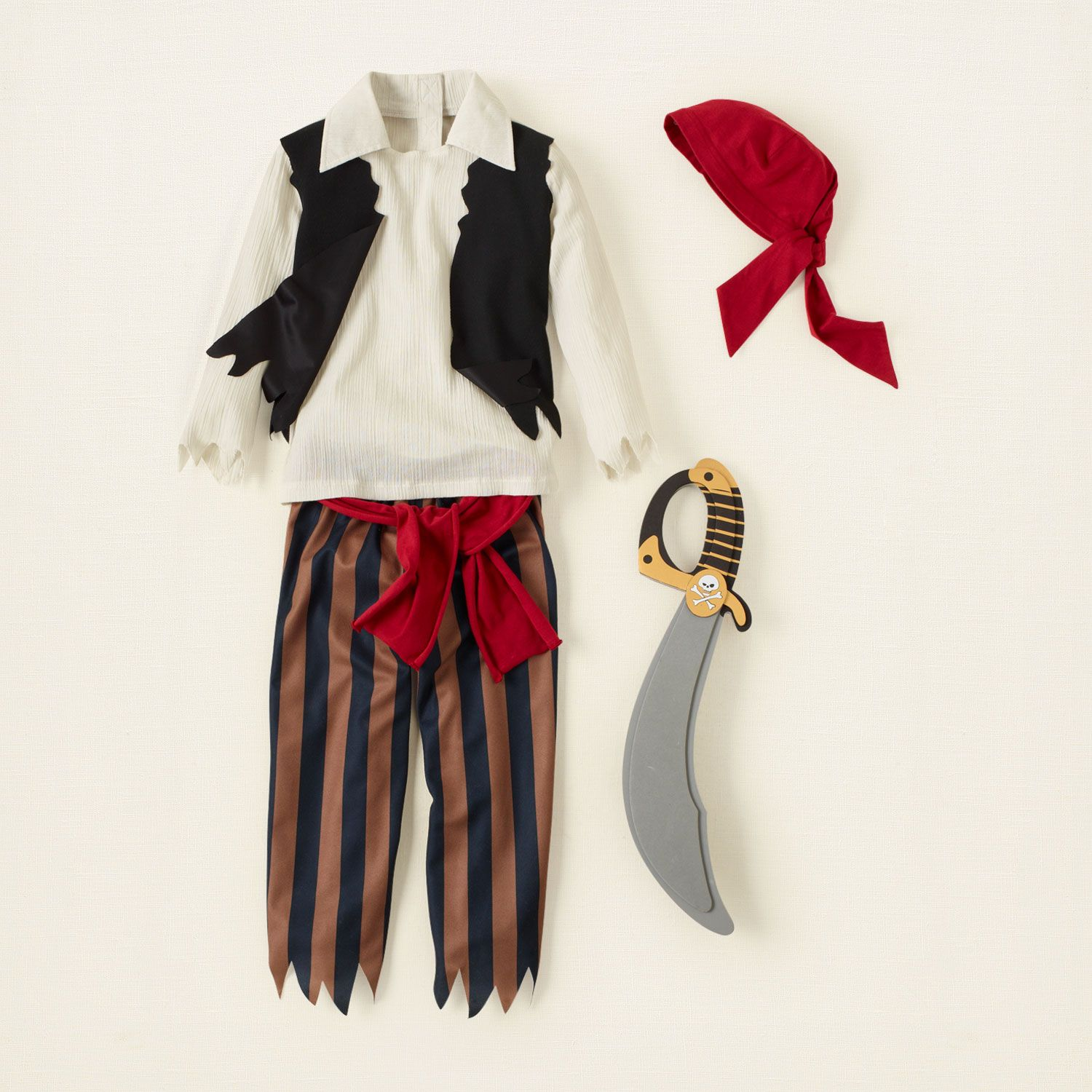 Toddler Pirate Costume - Party City $9.99 | Disney cruise ...