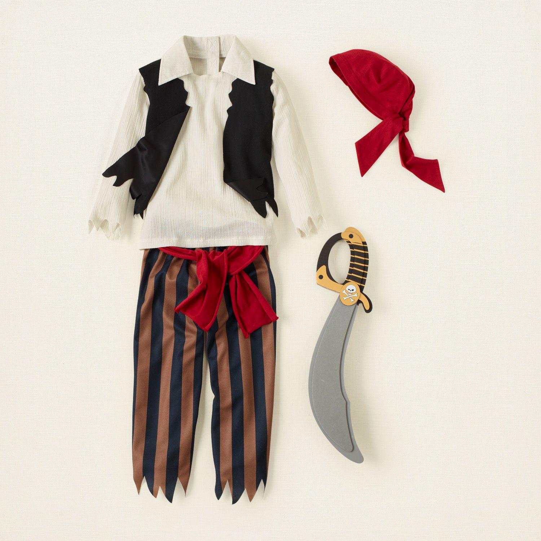 Boy Accessories Pirate Costume Children S Clothing
