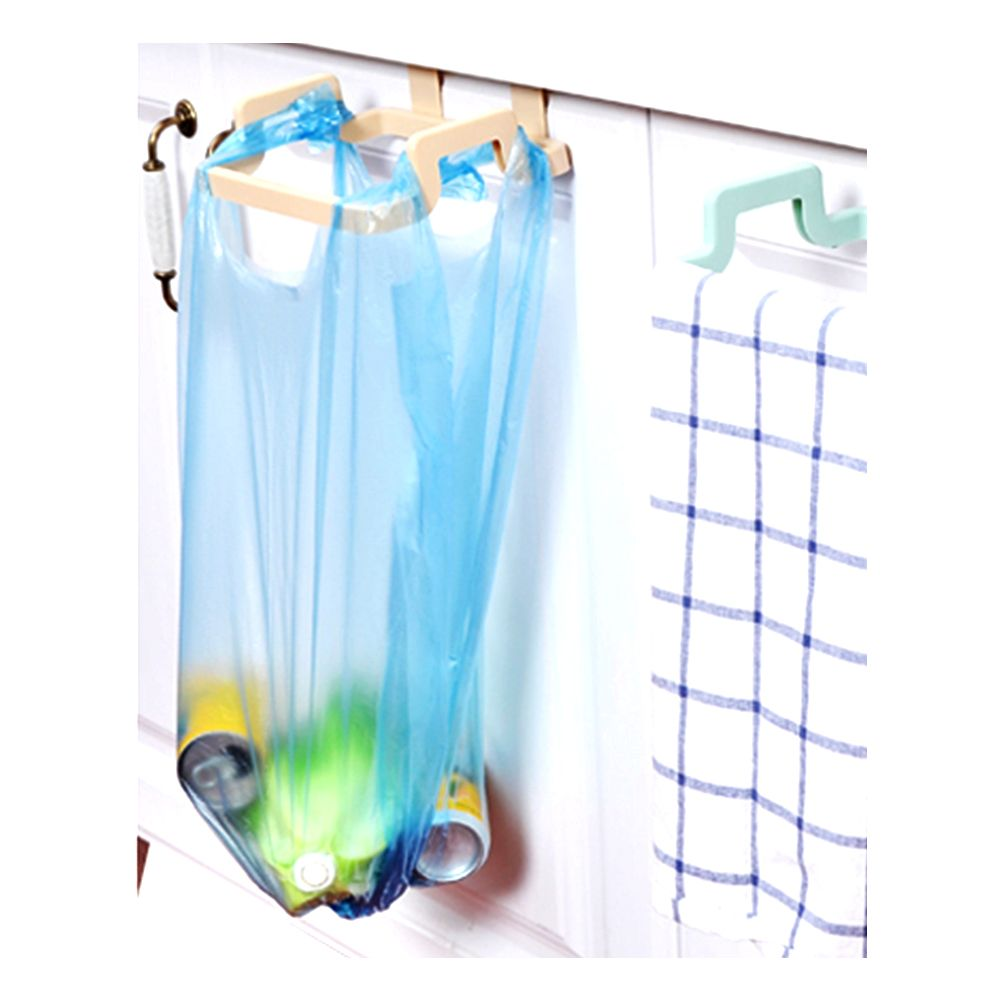 Organizer Portable Kitchen Garbage Trash Bag Holder Incognito Cabinets  Cloth Rack Towel Storage Holders U0026 Racks