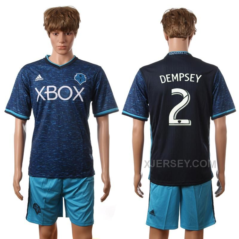 http://www.xjersey.com/201617-seattle-sounders-2-dempsey-third-away-jersey.html 2016-17 SEATTLE SOUNDERS 2 DEMPSEY THIRD AWAY JERSEY Only $35.00 , Free Shipping!