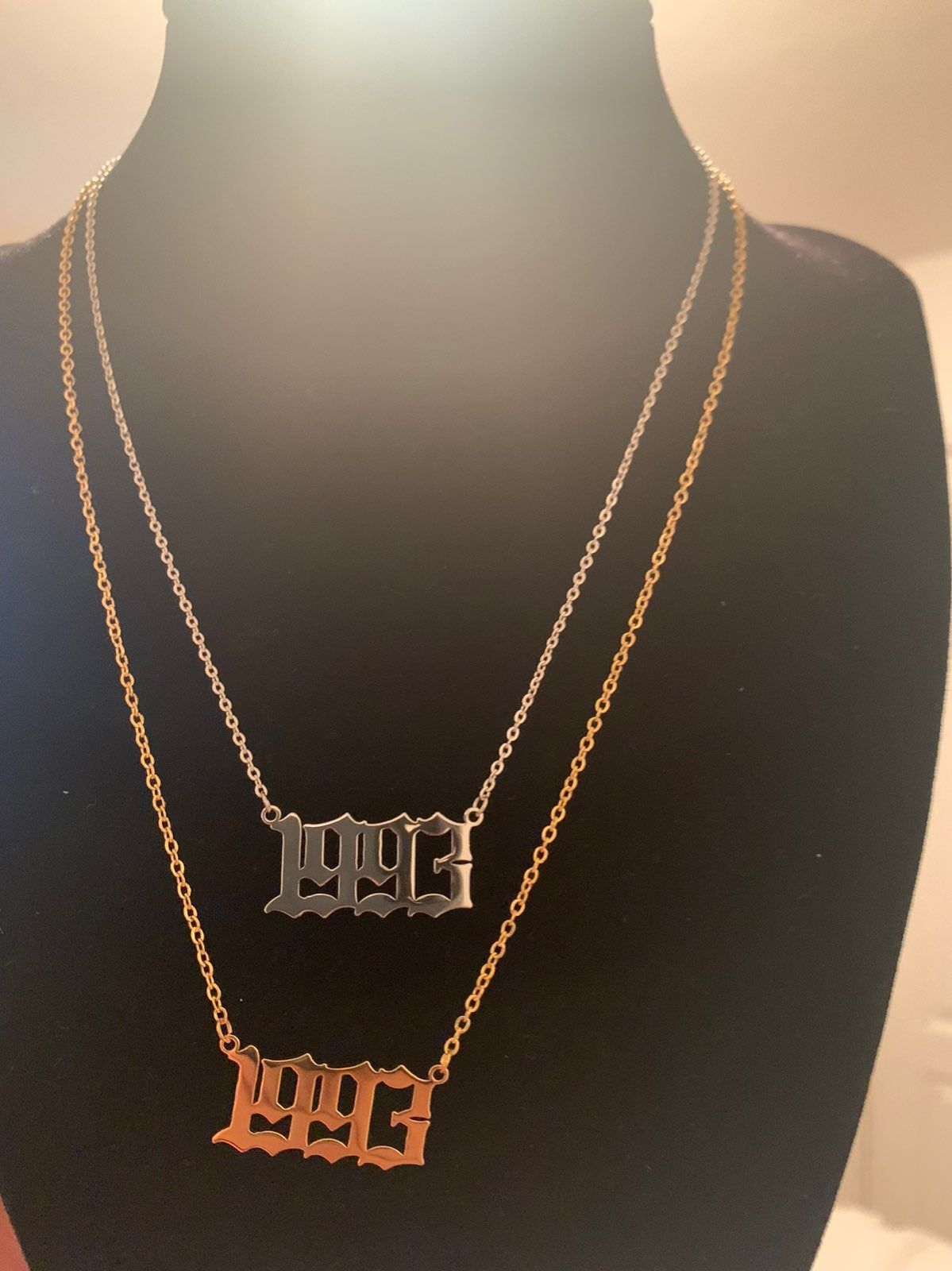 Pin On Customized Personalized Necklaces