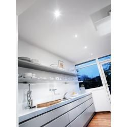 Photo of Nordlux Led recessed spotlight, aluminum, including transformer, splash-proof 54490129 NordluxNordlux