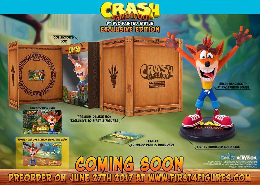 Crash Bandicoot Exclusive Crash Bandicoot Bandicoot Spyro Characters