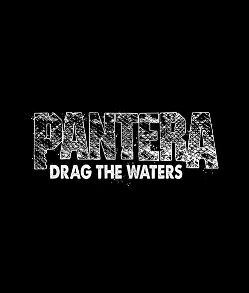 Pantera T Shirt Drag The Waters Graphic Tees For Men Women Graphic Tees T Shirt Shirts