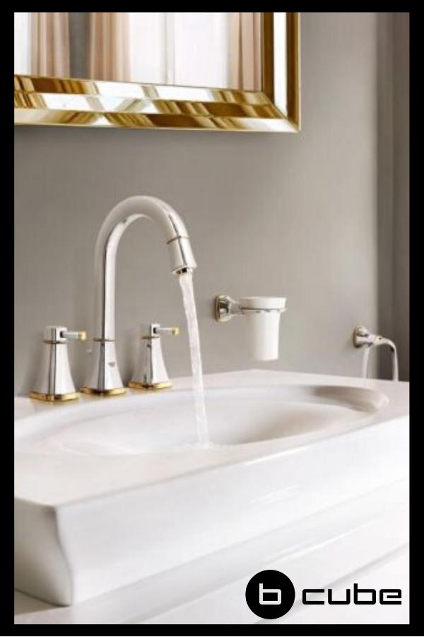 Entdeckt Die Hochwertigen Grohe Armaturen Und Holt Euch Stilvolles Design Mit Grohe Gandera Ins Badezi Wc Papierhalter Badezimmer Zeichnen Badezimmer