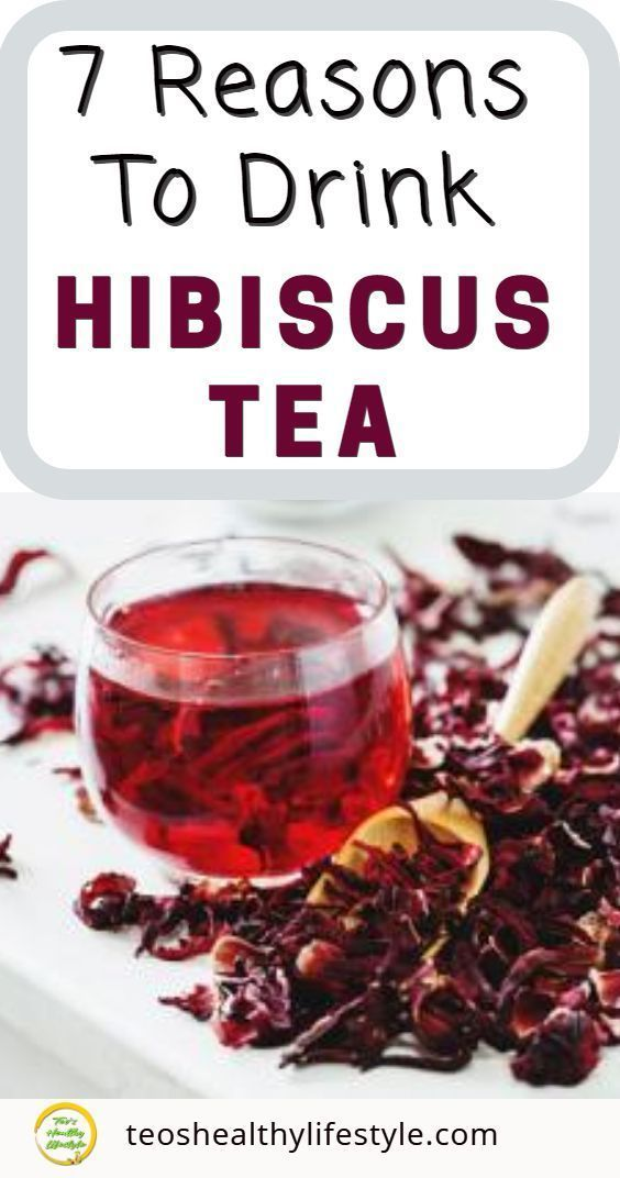 7 Reasons why hibiscus tea is good for our healthSee the health benefits of hibiscus tea and how to make this healthy drink