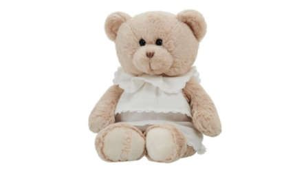 Un ourson pour des soins de beauté aux femmes hospitalisées