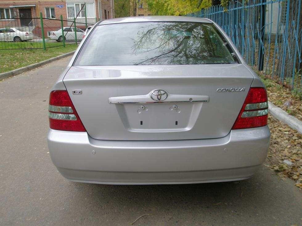 2003 corolla manual transmission