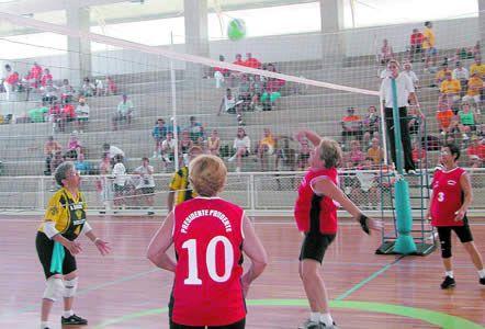 Programa de esporte solidário para o idoso é aprovado