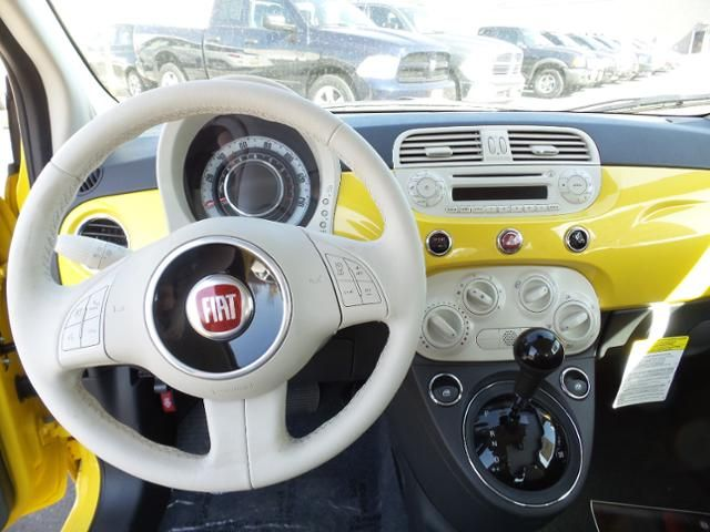 New 2015 Fiat 500 Pop For Sale In St Louis Park Mn At Luther Fiat