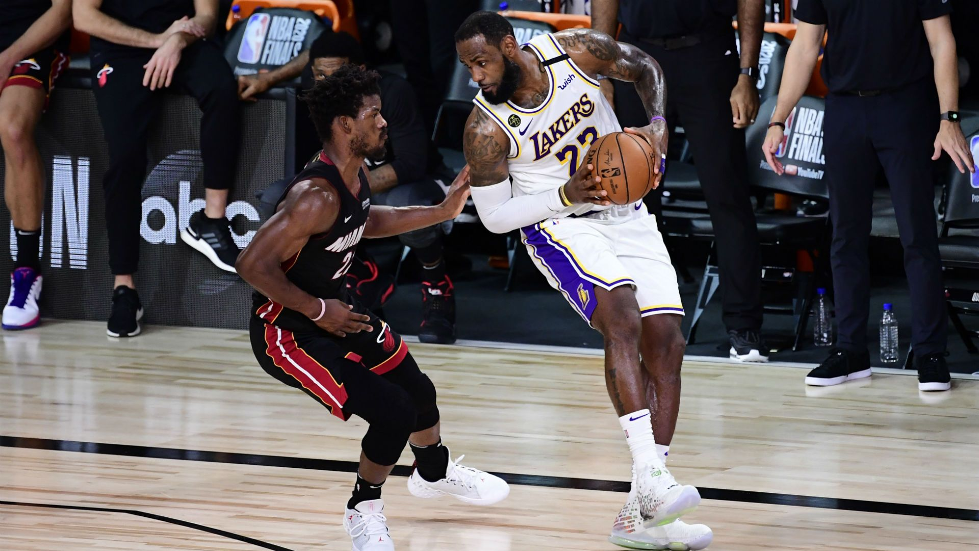 Game 6 Nba Finals 2020 La Lakers Away Vs Miami Heat Lakers 3 2 Won 106 93 Another Nba Championship 17 Over In 2020 Nba Championships Nba Champions Lakers