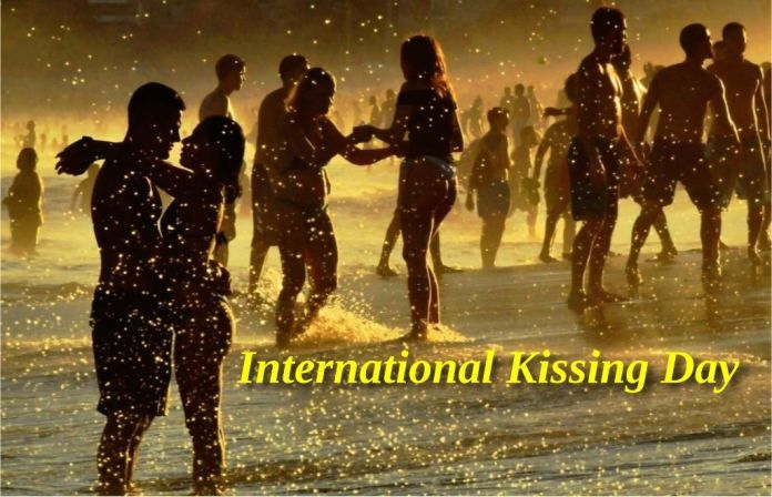 Happy International Kissing Day 2020 Date Interesting Facts Images In 2020 International Kissing Day Fun Facts Kiss Day