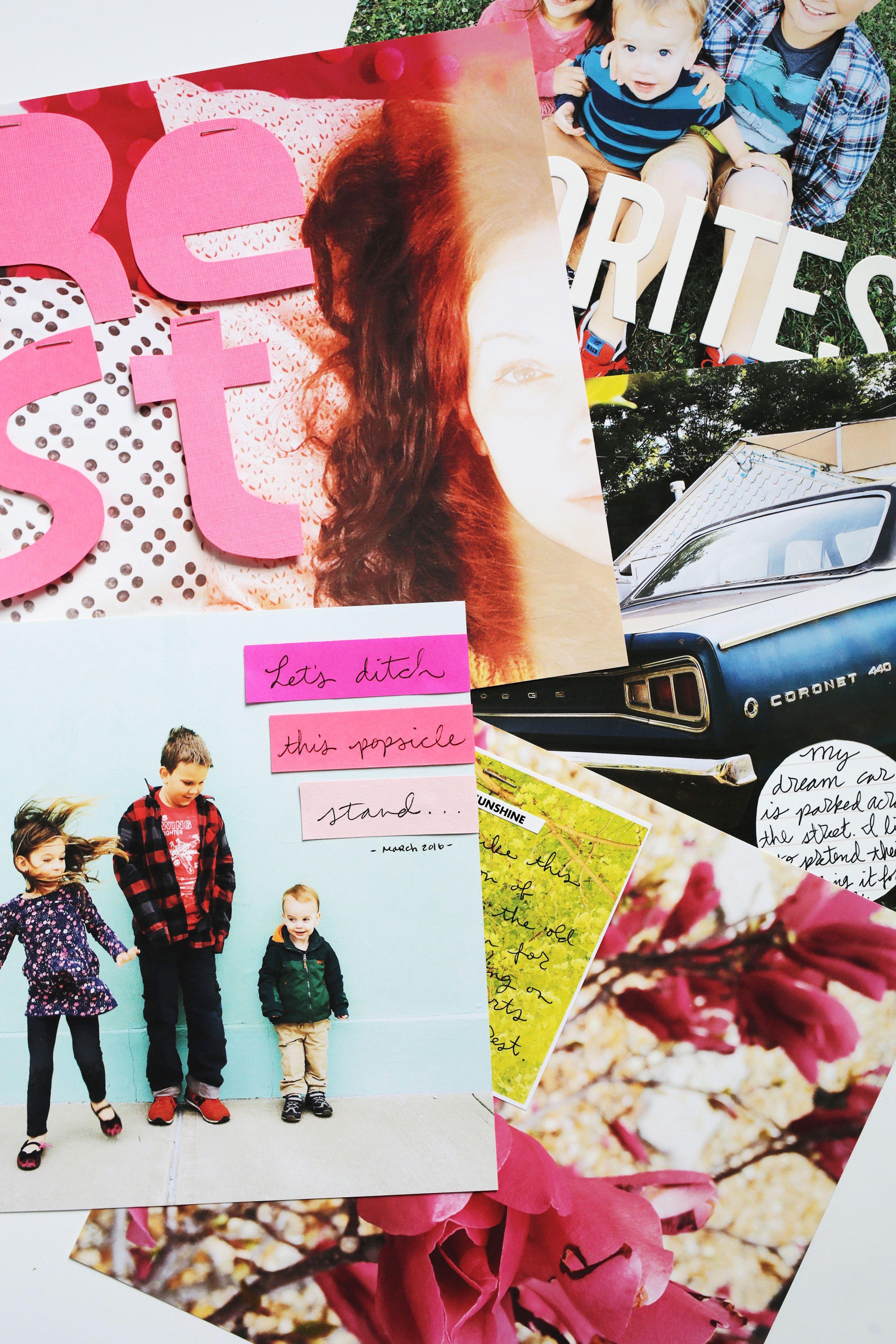 Quick easy scrapbook ideas - 1000 Images About Scrapbooking On Pinterest Diy Scrapbook Scrapbook Designs And Mini Albums