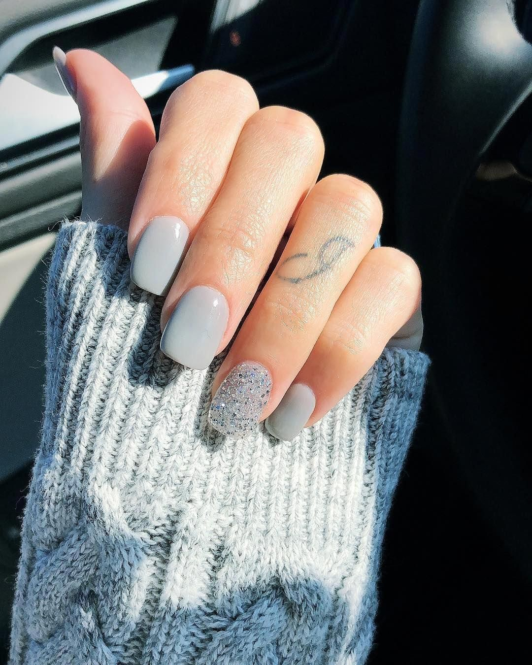 Mariana Alves On Instagram Never Been So Happy With My Nails Before Snsnails For The First Time An In 2020 Sns Nails Colors Trendy Nails Short Acrylic Nails