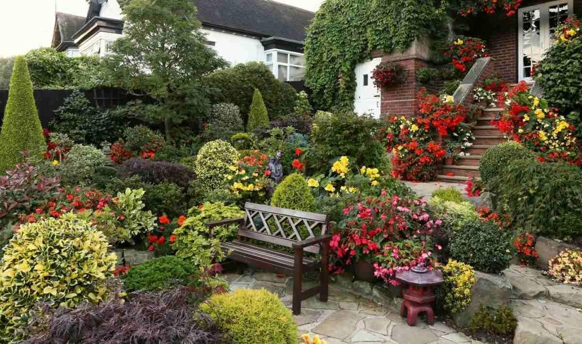 englischer garten #garden #garten Cottage Garten anlegen fr romantische Stunden im Freien - Tipps amp; Bilder