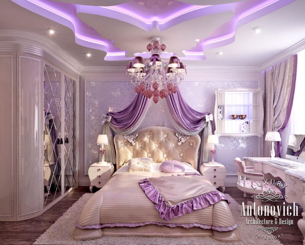 Luxury Antonovich Design Uae Children S Room Design Charming Comfort Kids Room Design Girl Bedroom Designs Interior Design Gallery