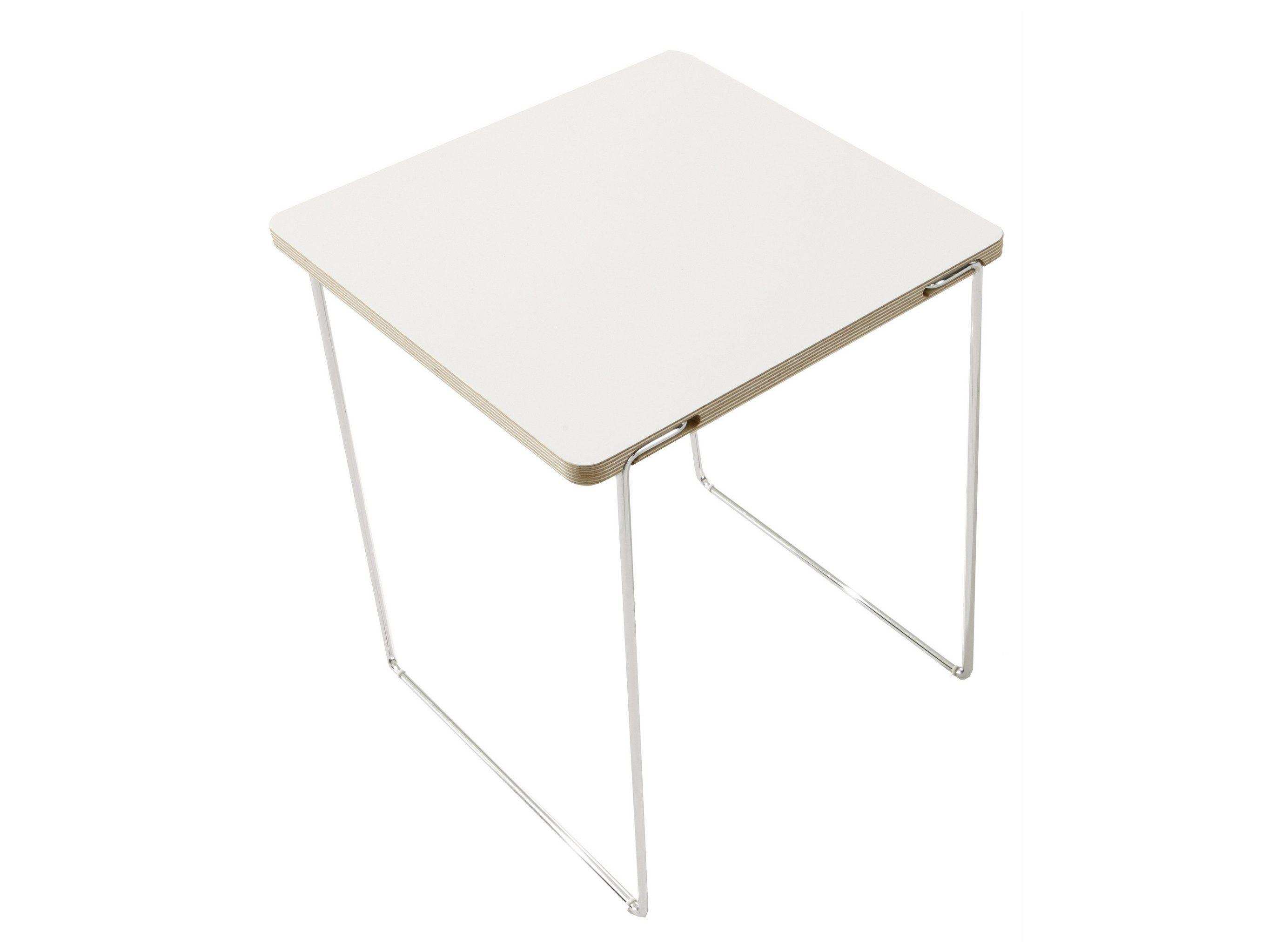 Square coffee table PRAK | Coffee table - Müller Möbelwerkstätten