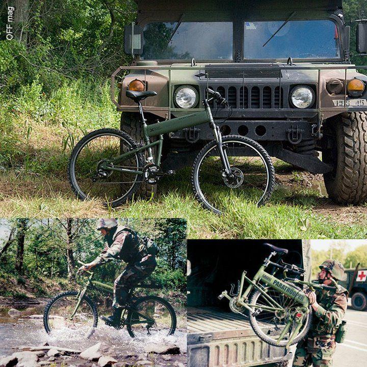 Montague Paratrooper Folding Bike Http Www Facebook Com Photo