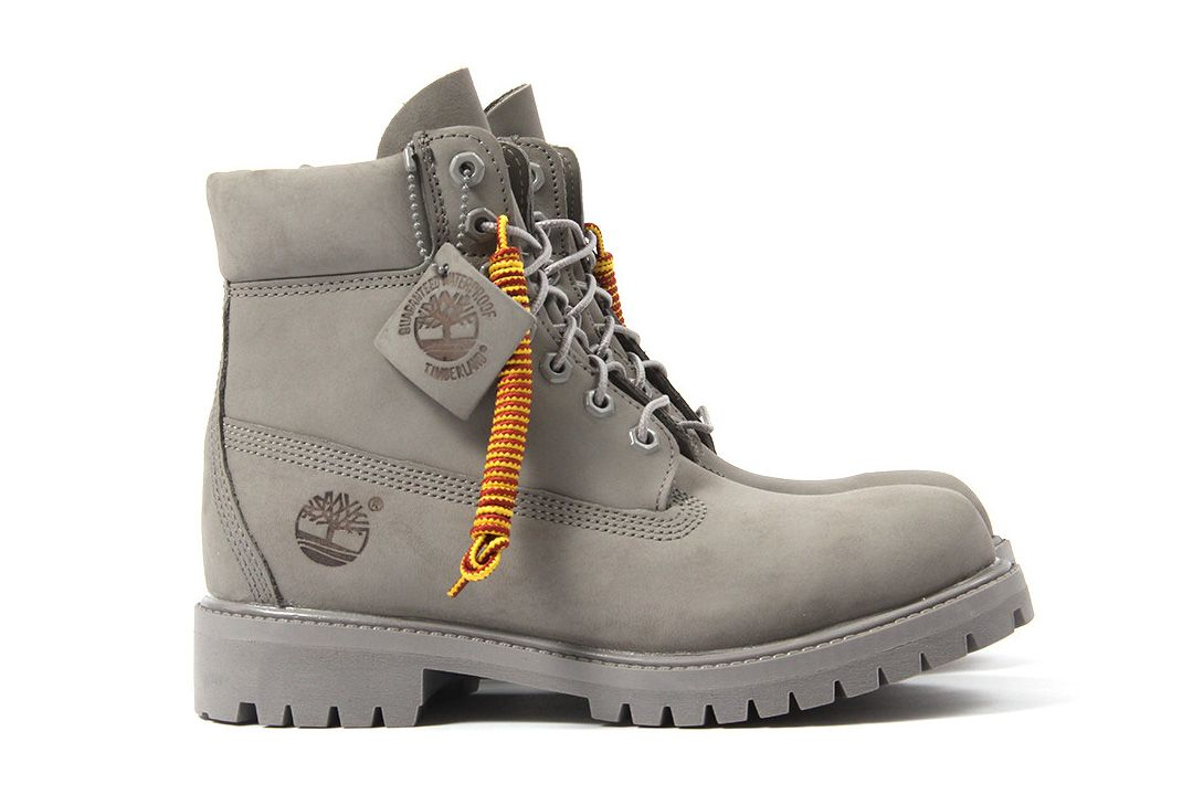 Timberland Goes Grey On Its Iconic 6 Inch Boot Boots Timberland Boots Outfit Mens Timbaland Boots