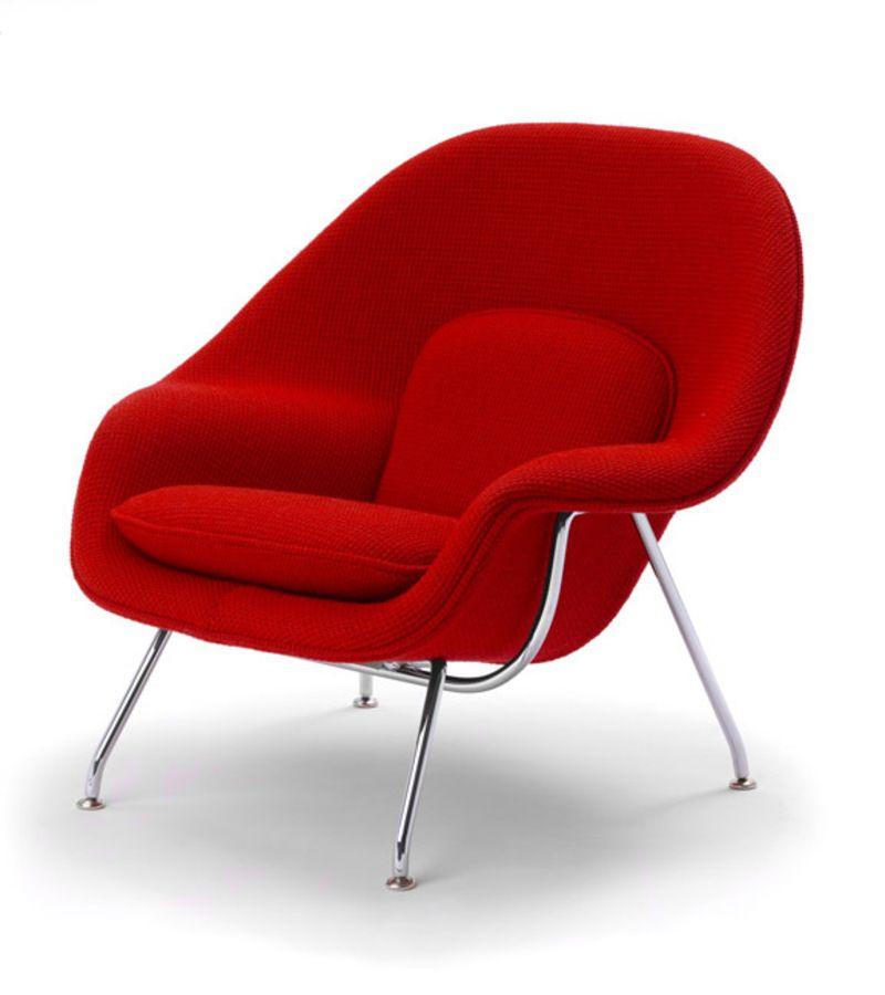 eerochair Womb chair Saarinen chair and Mid century