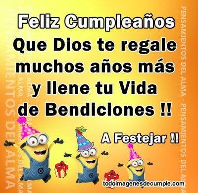 Felicitaciones Con Dedicatorias Especiales De Cumpleaños