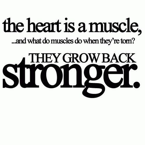 stronger & better