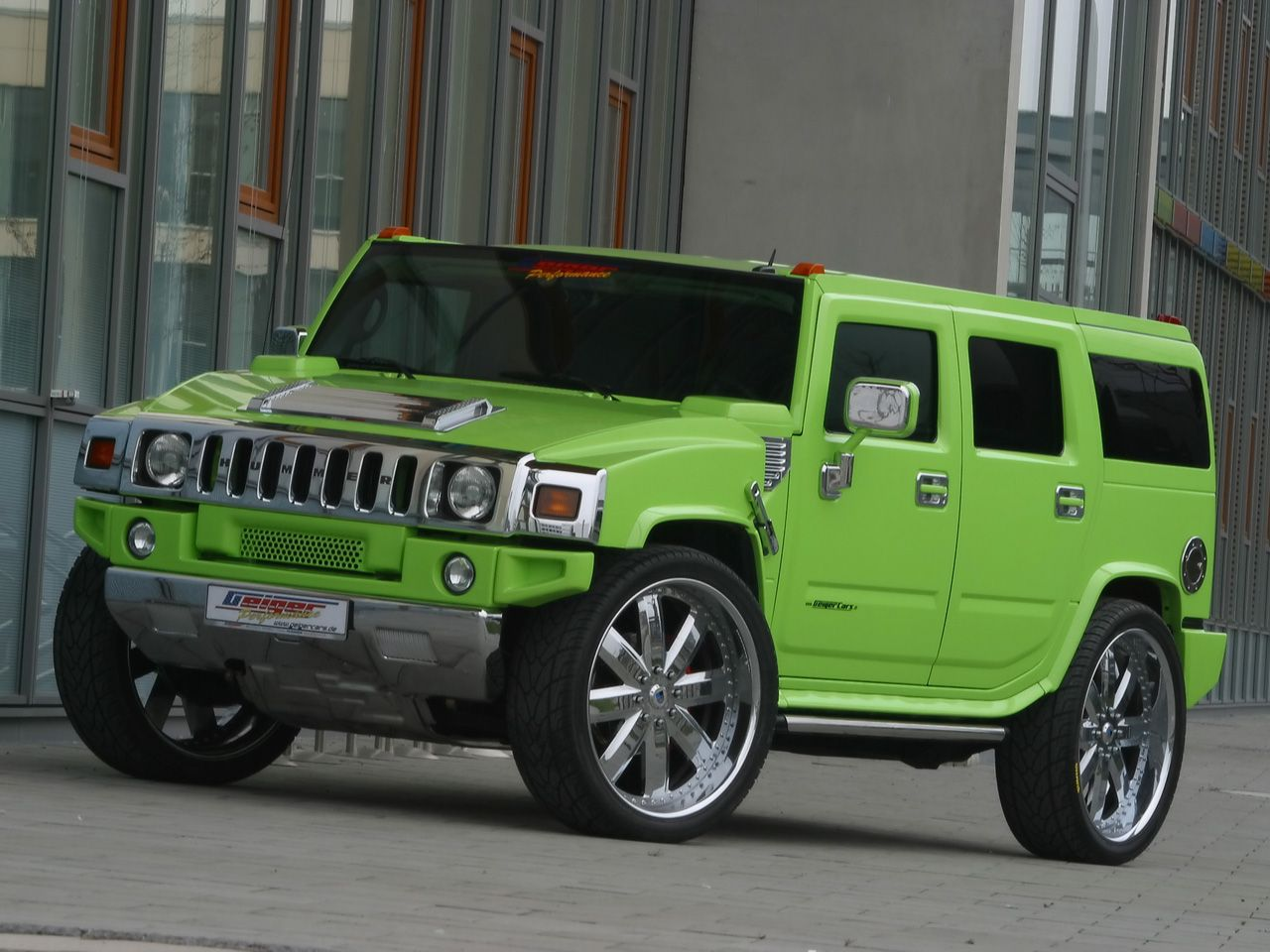 Hummers labels bizarre vehicles car modifications hummer modded cars email