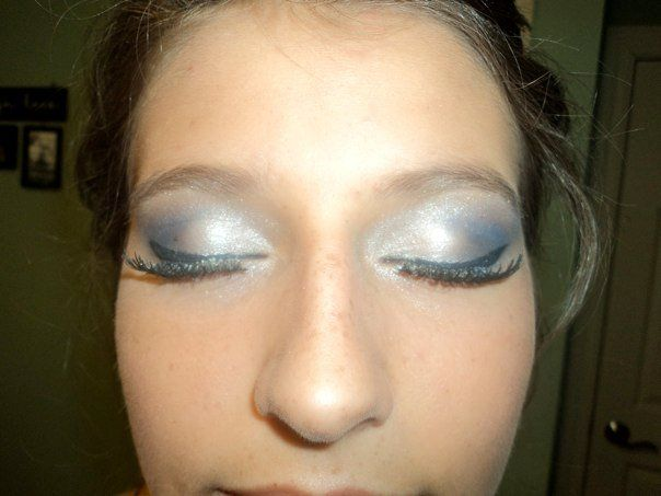 Prom eyes  by Anna Maria Jacobs