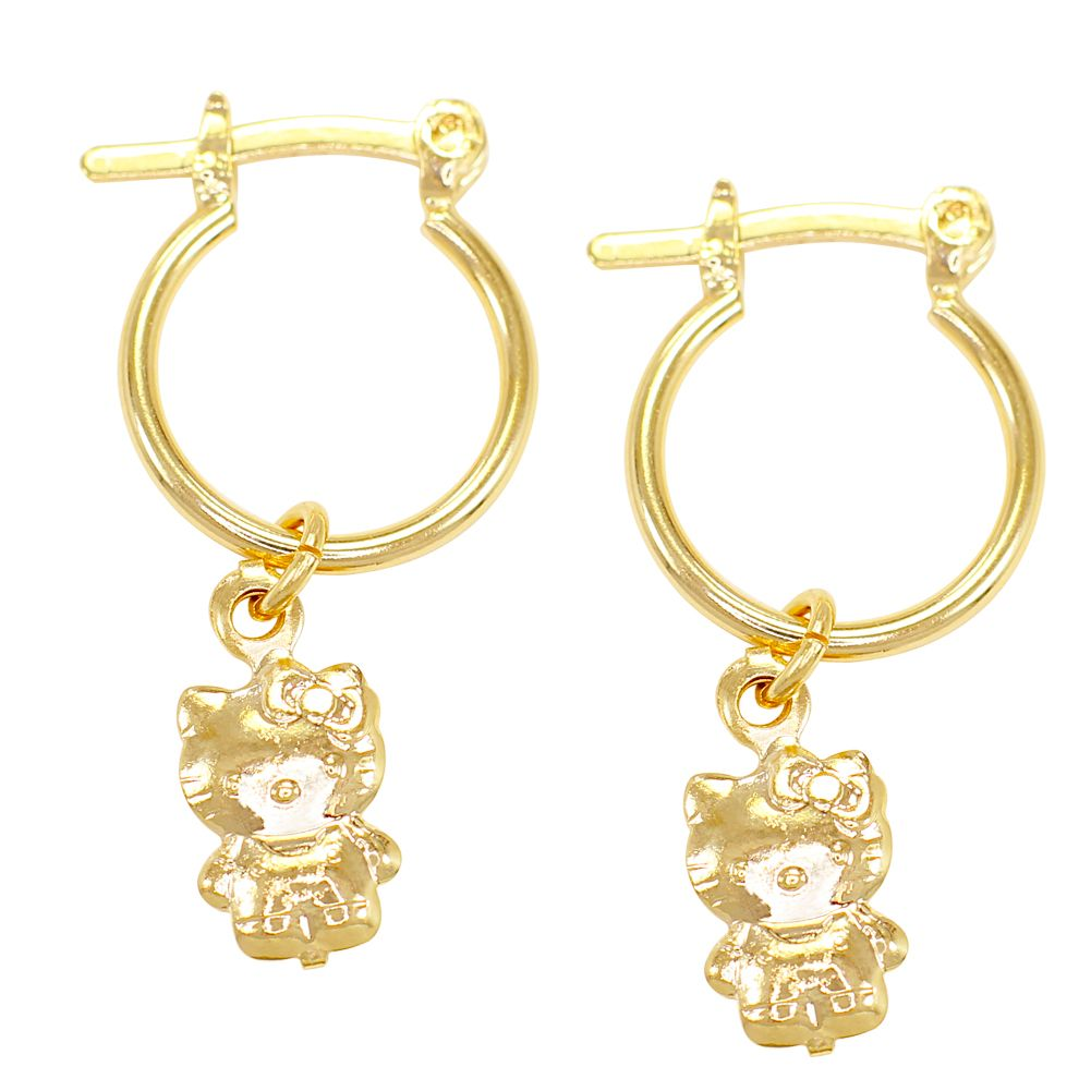 gold hello kitty jewelry | Gold Filled 18k Little Hello Kitty ...