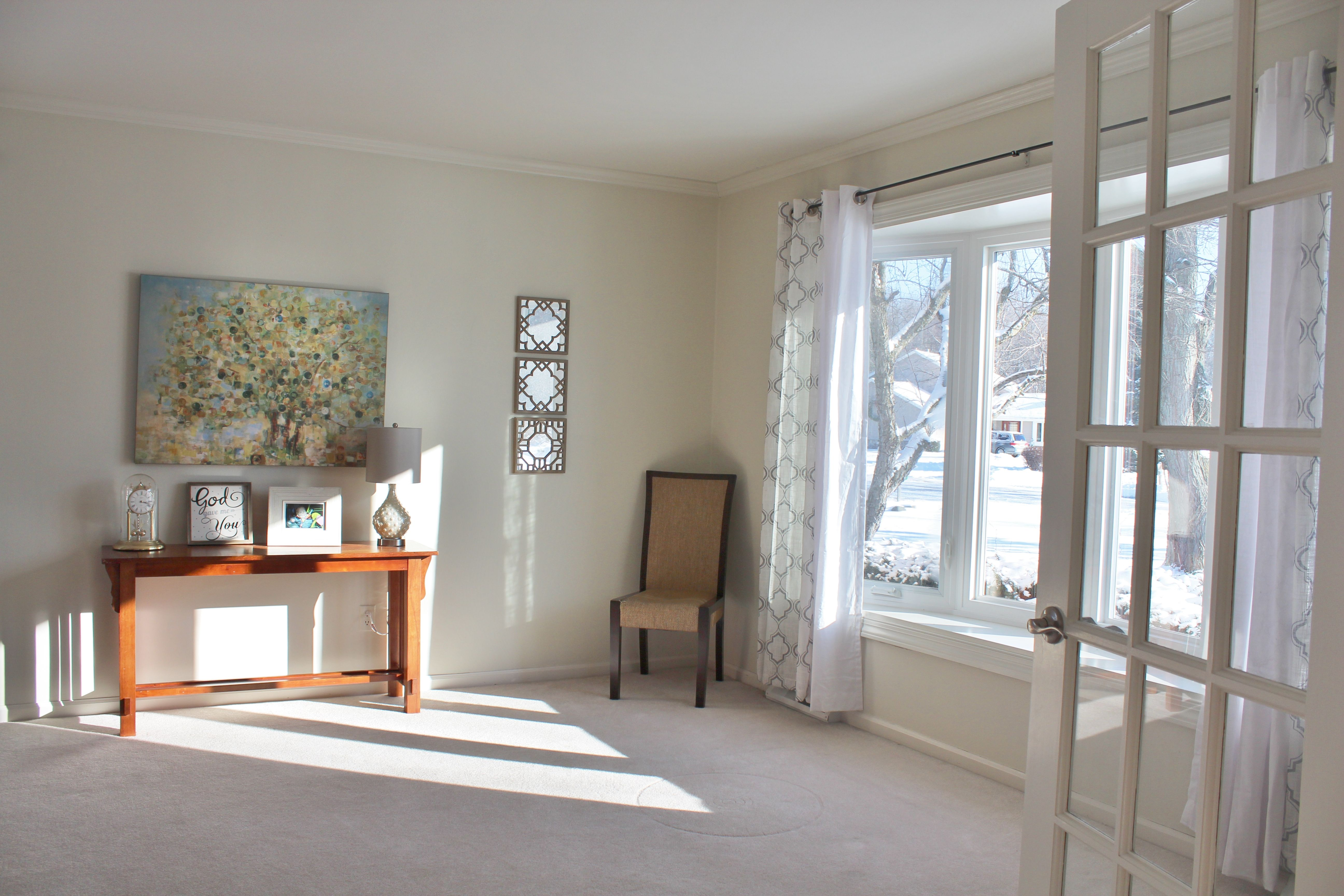 Paint For Living Room Walls Living Room After Paint Farrow Ball Clunch Wall Farrow